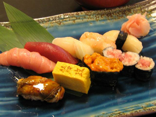 寿司・割烹 鈴政