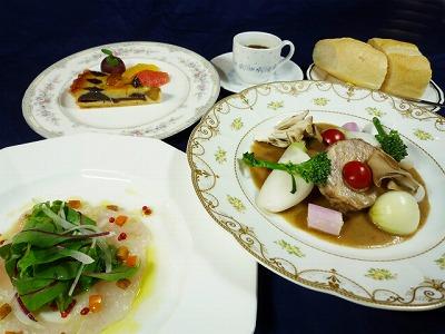 フランス風郷土料理 レストラン 欅